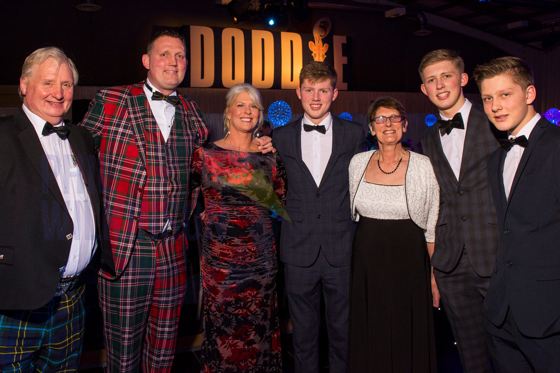 The Tall Giraffe Ball  - Doddie Weir , MND ,